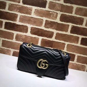 Gucci Marmont Bag New a Check Description